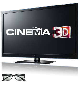 The best 3D tv ever