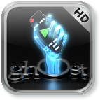 Ghost Remote HD logo