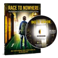 Race to Nowhere movie dvd